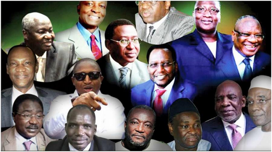 La diffusion de la liste des candidats à l'élection du 29 juillet intervient alors que les administrateurs civils viennent de lever leur mot d'ordre de grève.