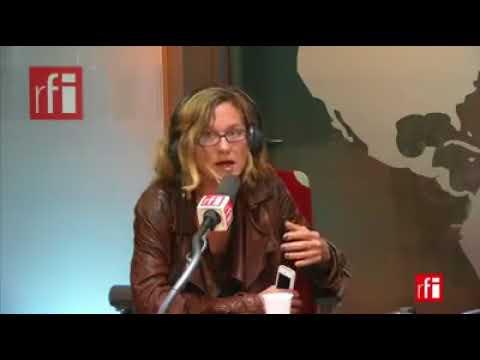 Sonia Rolley,correspondante de Rfi en Rdc
