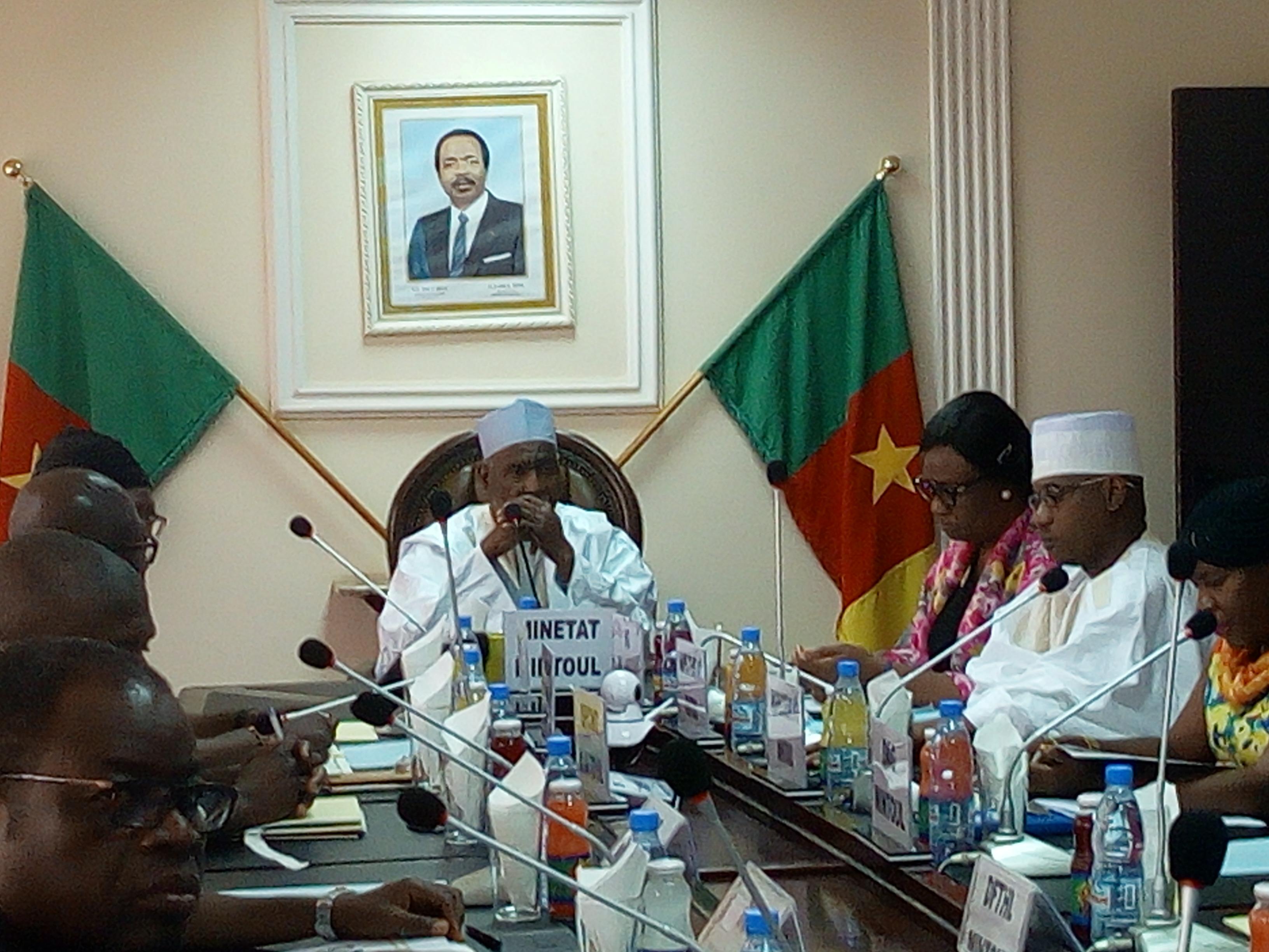 Le Ministre d'Etat Maigari Bello Bouba a promis de pérenniser le magazine