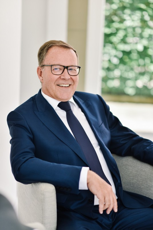 Ferdinand Kayser, PDG de SES