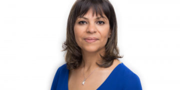 Mai Youssef, directrice des communications d'entreprise et des services marketing, Canon CNA
