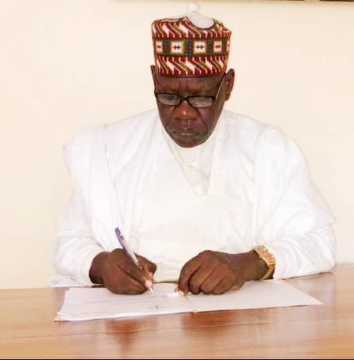 Aboubakar Ousmane Mey, Président de Justice Plus