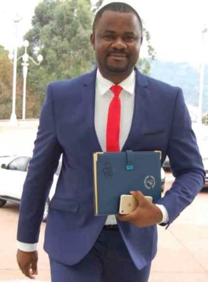 Isaac Joel Bela Belinga,Président de la société BBI ADVISORY & AUDIT