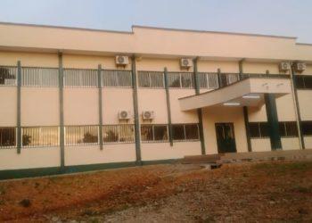Le nouveau bâtiment de la délégation départementale du Minfof dans l'Océan